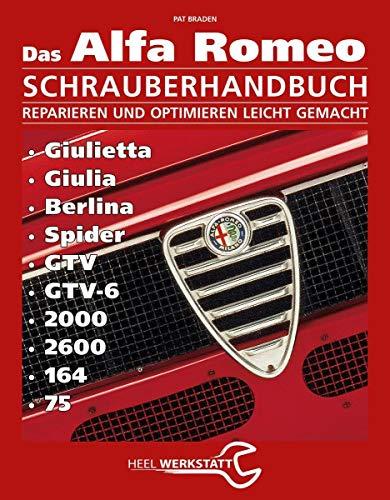 9783868528121: Alfa Romeo Schrauberhandbuch