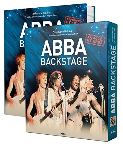 9783868528787: ABBA Backstage