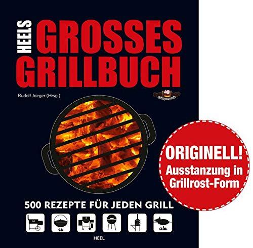 9783868529067: Heels großes Grillbuch