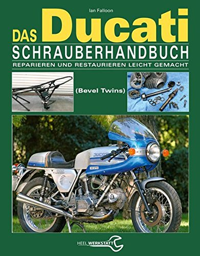 9783868529470: Das Ducati Schrauberhandbuch