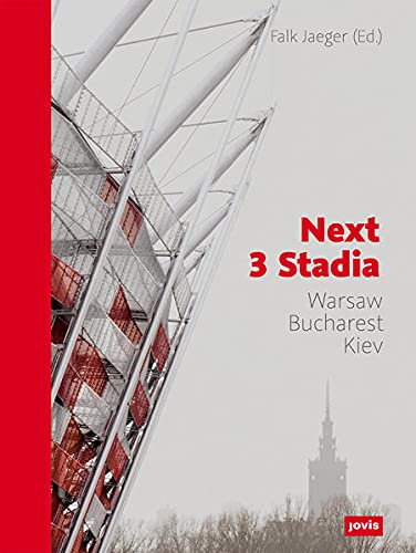 9783868591545: Next 3 Stadia: Warsaw Bucharest Kiev (English and German Edition)