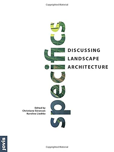 9783868592993: Specifics: Discussing Landscape Architecture, Proceedings Eclas Conference 2013