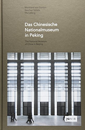 9783868593204: GMP: The National Museum of China in Beijing