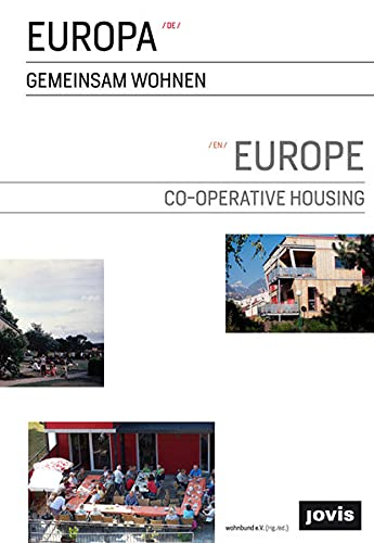 9783868594065: Europe: Co-operative Housing