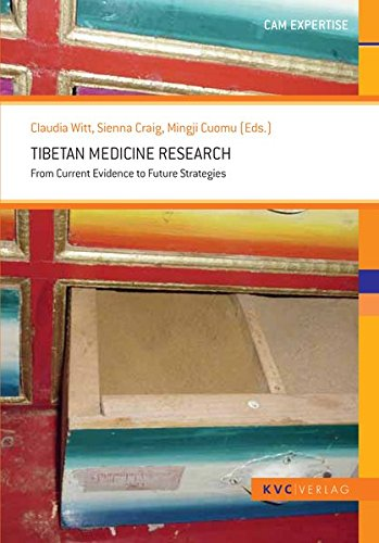 9783868640243: Tibetan Medicine Research: From Current Evidence to Future Strategies
