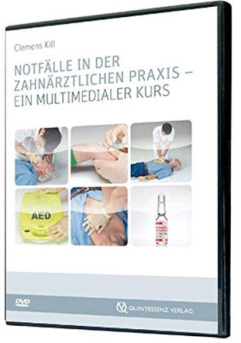 9783868671896: Notfälle in der zahnärztlichen Praxis: Ein multimedialer Kurs [Alemania] [DVD]