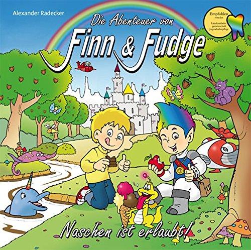 9783868672275: Die Abenteuer von Finn & Fudge