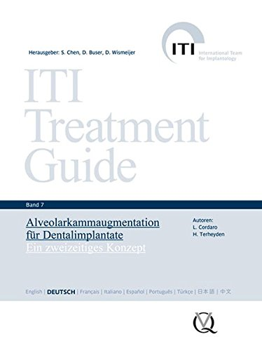 ITI Treatment Guide 7: Stephen Chen