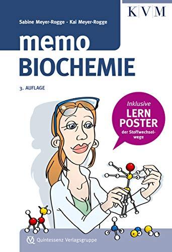 9783868672749: Meyer-Rogge, S: Memo Biochemie
