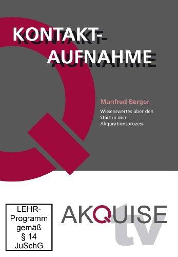 9783868680232: Kontaktaufnahme [Alemania] [DVD]