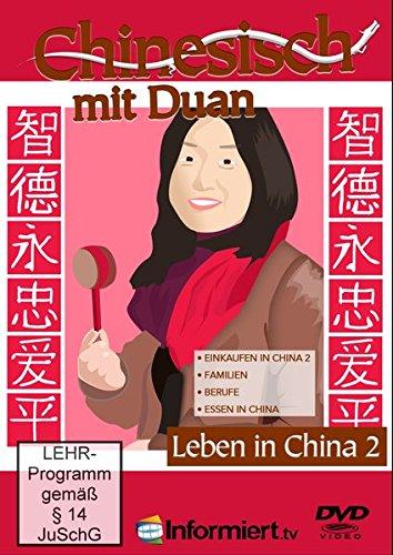 9783868680980: Chinesisch lernen mit Duan - Leben in China 2 [Alemania] [DVD]