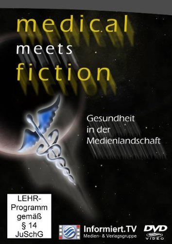 9783868681017: Medical Meet Fiction: Gesundheit in der Medienland [Import allemand]