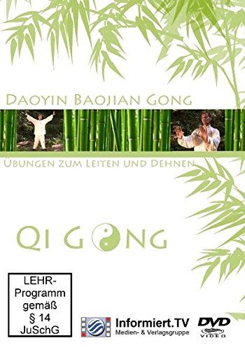 9783868681246: Qi Gong, DVDs Daoyin Baojian Gong, DVD