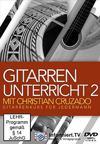9783868681369: Gitarrenunterricht mit Christian Kammerl Teil 2 [Import allemand]