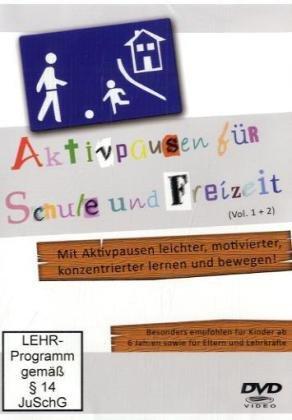 9783868681949: Aktivpausen für Schule und Freizeit [2 DVDs]