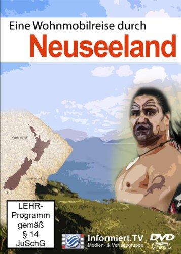9783868682281: Eine Wohnmobilreise durch Neuseeland