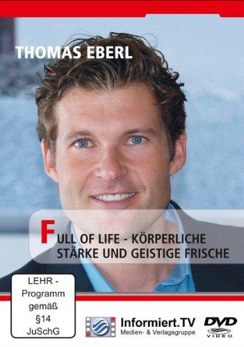 9783868682564: Full of Life-Körperliche Stärke und geistige Frische [Alemania] [DVD]