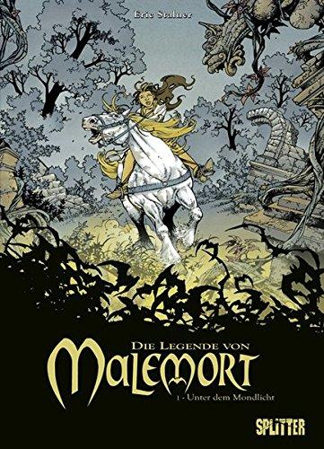 9783868690217: Die Legende von Malemort 01 - Unter dem Mondlicht