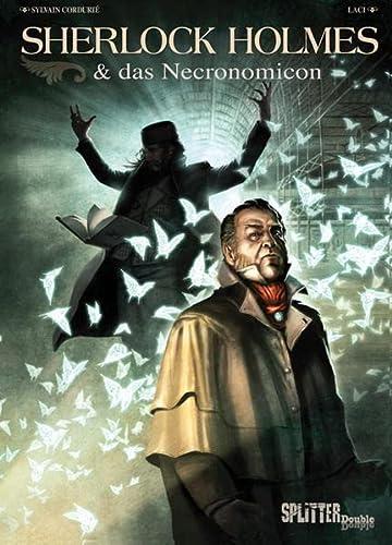 Sherlock Holmes & das Necronomicon: Sylvain Cordurié; Laci