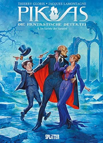 Pik As 04: Im Variete der Vampire: Thierry Gloris, Jacques