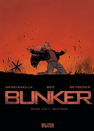 9783868692259: Bunker 04. Blutbad