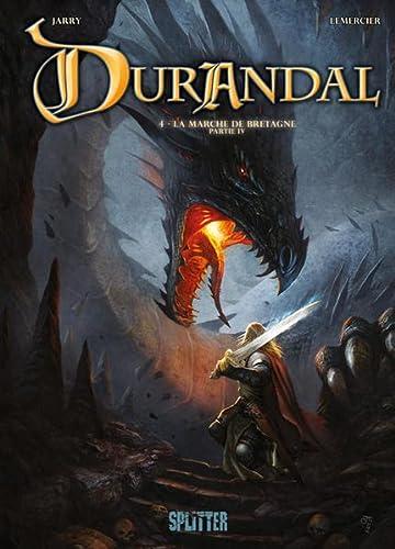 9783868694307: Durandal 04. Die Bretonische Mark - Buch vier