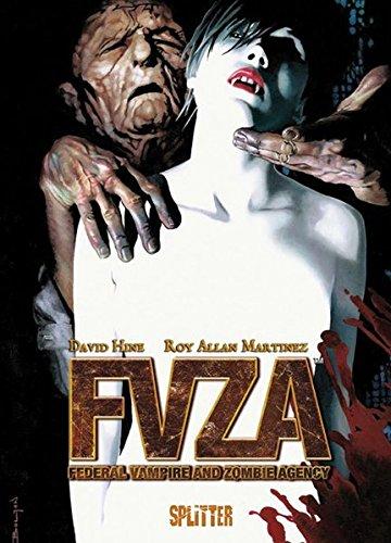 9783868694444: FVZA - Federal Vampire and Zombie Agency