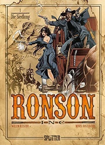 9783868694468: Ronson Inc. 01. Die Abrechnung