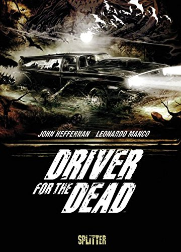 9783868695069: Driver for the Dead