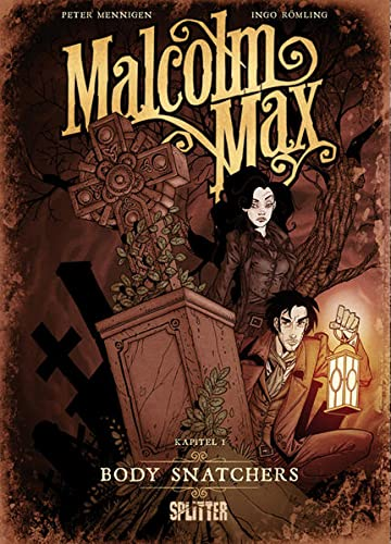 9783868695465: Malcolm Max 01. Body Snatchers