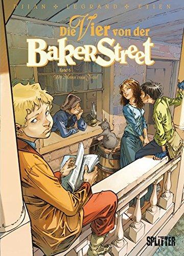 9783868697070: Die Vier von der Baker Street 06