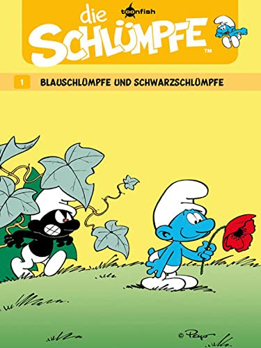 9783868699555: Die Schlümpfe 01. Blauschlümpfe und Schwarzschlümpfe