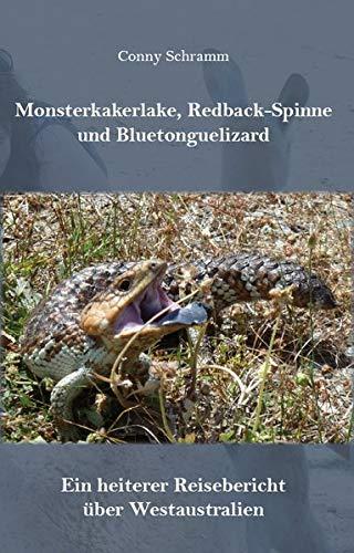 9783868706062: Monsterkakerlake, Redback-Spinne und Bluetonguelizard