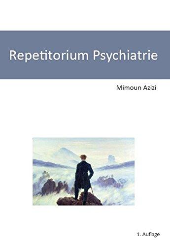 9783868706864: Repetitorium Psychiatrie