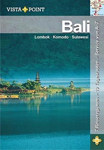 9783868710021: Bali: Lombok - Komodo - Sulawesi
