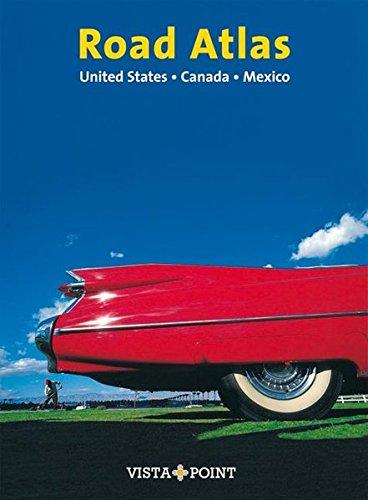 9783868710526: United States - Canada - Mexico Road Atlas & Routenplaner