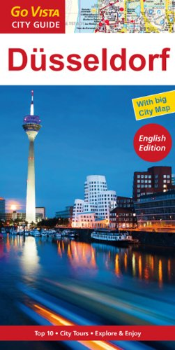 9783868716160: Düsseldorf: With big City Map. English Edition