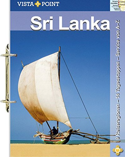 9783868719963: Sri Lanka Tourplaner