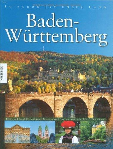 9783868730241: Baden-Württemberg: Die schönsten Ausflugsziele