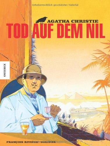 9783868730982: Tod auf dem Nil: Graphic Novel