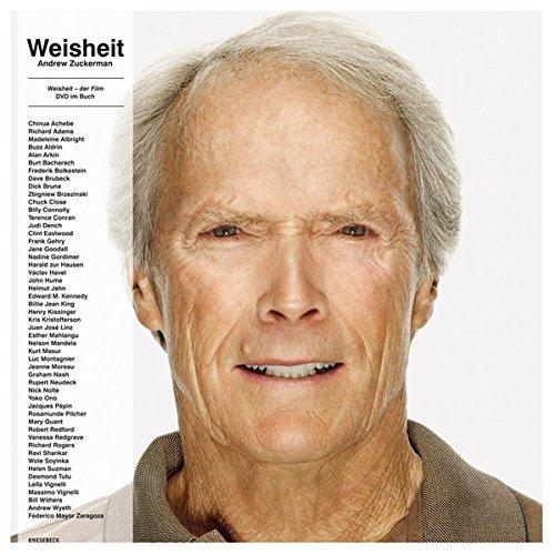 Weisheit: 50 Porträts. Bildband zur Portrait-Fotografie 50 Porträts. Mit DVD - Andrew, Zuckerman, Vlack Alex und Alex Vlack