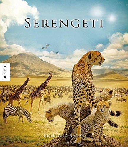 9783868732740: Serengeti. Das Buch zum Film