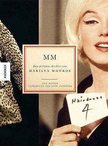 9783868732771: MM - Das private Archiv von Marilyn Monroe
