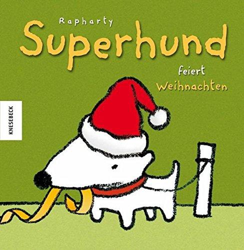 9783868733358: Superhund feiert Weihnachten