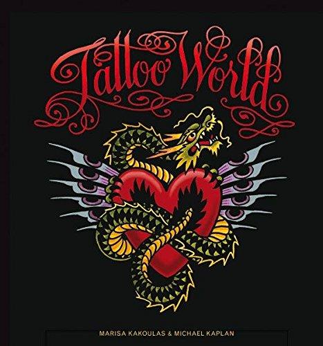 9783868733952: Tattoo World: Die besten Stile und Studios weltweit