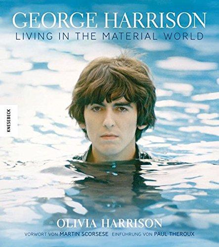 George Harrison (Sealed): Olivia Harrison, Martin Scorsese and Paul Theroux