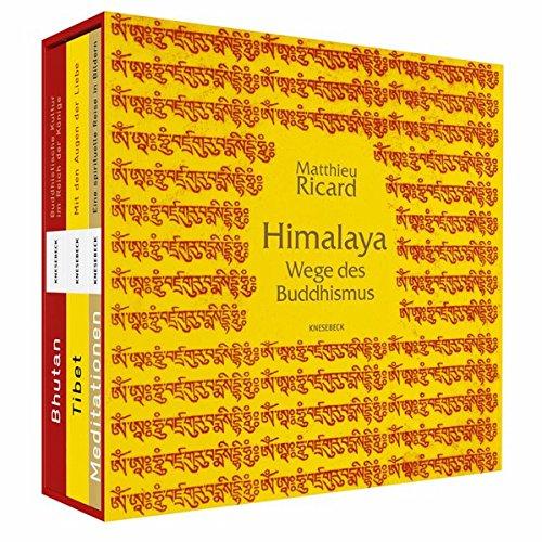 9783868734324: Himalaya - Wege des Buddhismus: Bhutan - Tibet - Meditationen