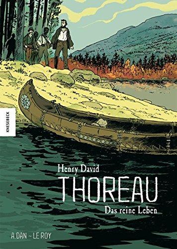 9783868735093: Henry David Thoreau: Das reine Leben