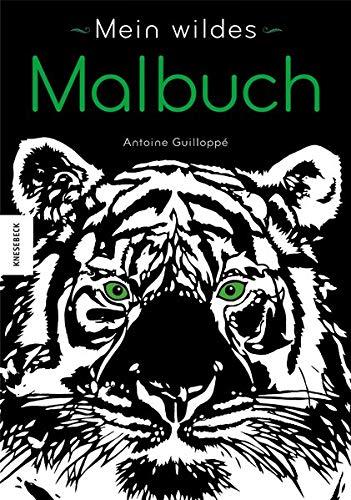 9783868736502: Mein wildes Malbuch