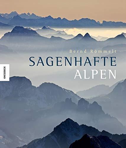 9783868736588: Sagenhafte Alpen